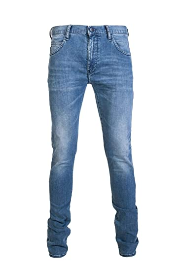 factory authentic for whole family buying now Emporio Armani Men Skinny Jeans 3Z1J10 1D19Z Size 36/34 ...