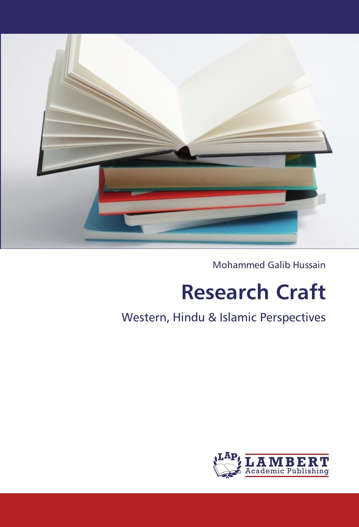 Research Craft: Western, Hindu & Islamic Perspectives pdf