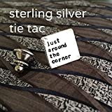 Sterling Silver custom made Tie Tac Pin