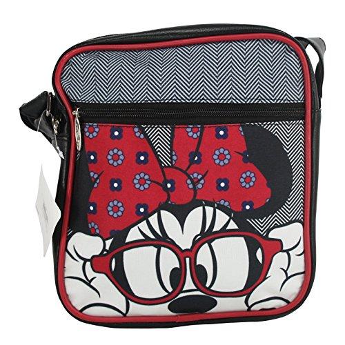 Disney Minnie Bolso al Hombro Bandolera Maletìna Funda para Tablet IPad Kindle