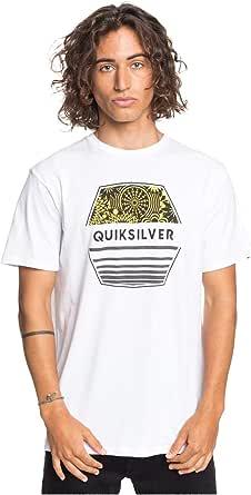 Quiksilver Drift Away Sr Camiseta de Manga Corta Hombre