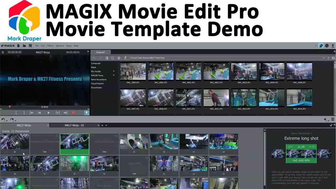 magix movie edit pro 2018 youtube