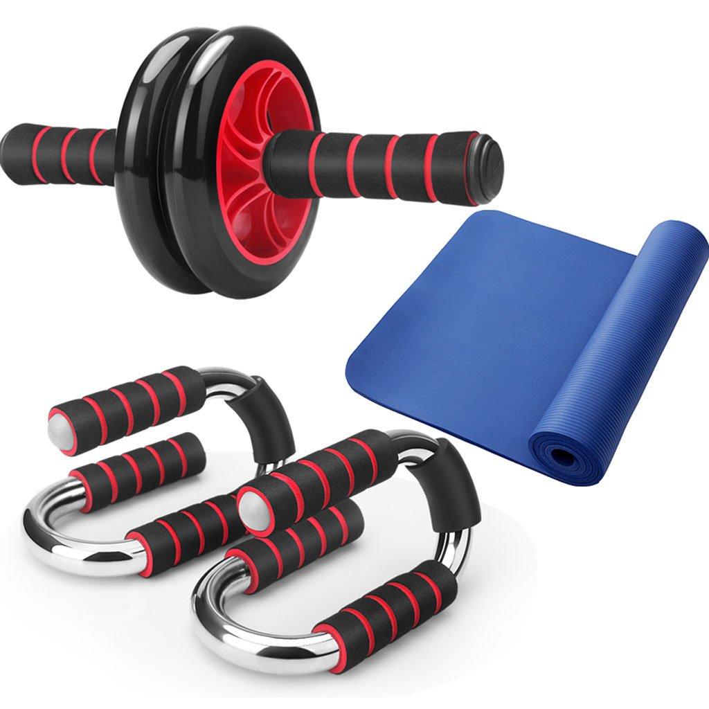 Big seller AB Roller Ab Rad Bauchtrainer Übungsrolle und Kniepolster, bequemer Griff, Krafttraining Bauchmuskeln für eine Gute Gesundheit. AB Roller Bauchtrainer