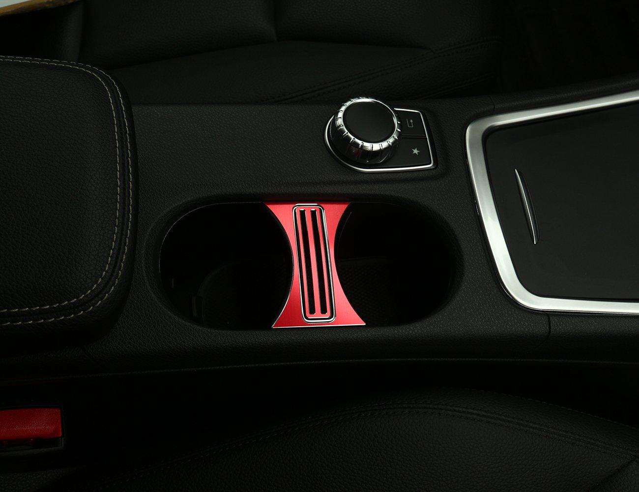 accesorios para coches. Aleaci/ón de aluminio con soporte para tazas