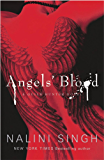 Angels' Blood: Book 1 (Guild Hunter Series)