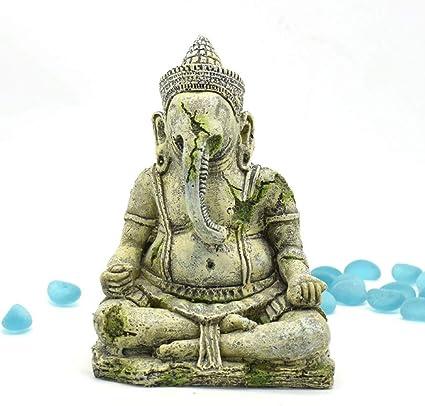 Acuario Paisajismo Estatua de Buda Respetuoso con el Medio ...