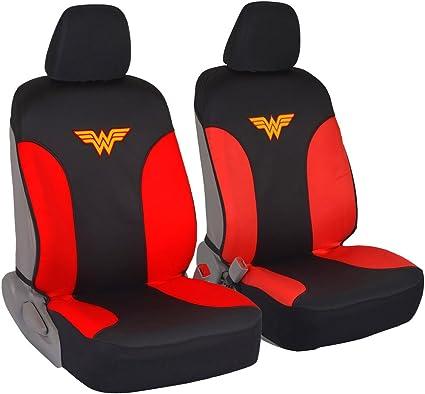For Jeep New Wonder Woman Sideless Neoprene Waterproof Car Seat Cover