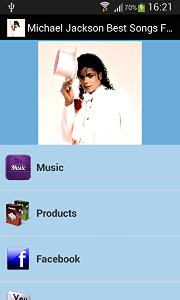 Amazon com: Michael Jackson Best Songs Fan: Appstore for Android