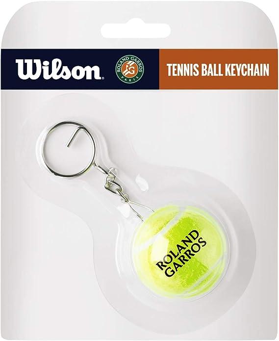 Wilson Roland Garros 2020 Pelota de Tenis en Miniatura, Llavero ...