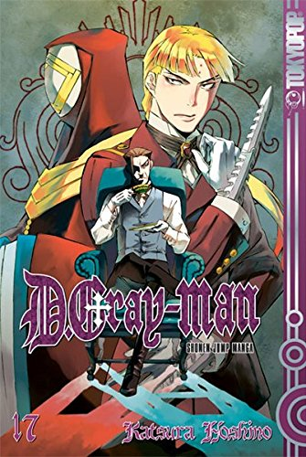 D.Gray-Man, Band 17