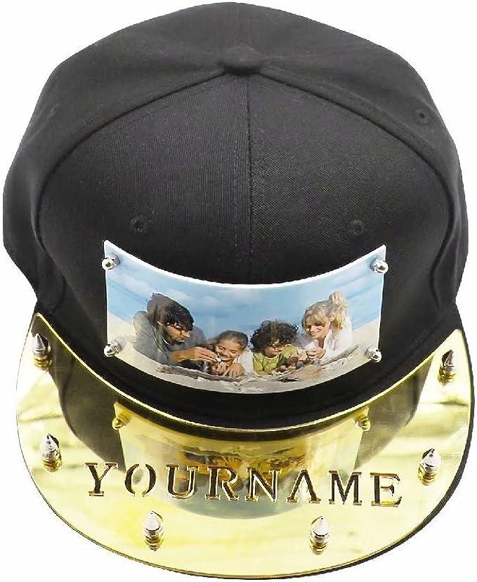 Nombre/Logotipo Estampados con Sombrero Personalizado en la ...