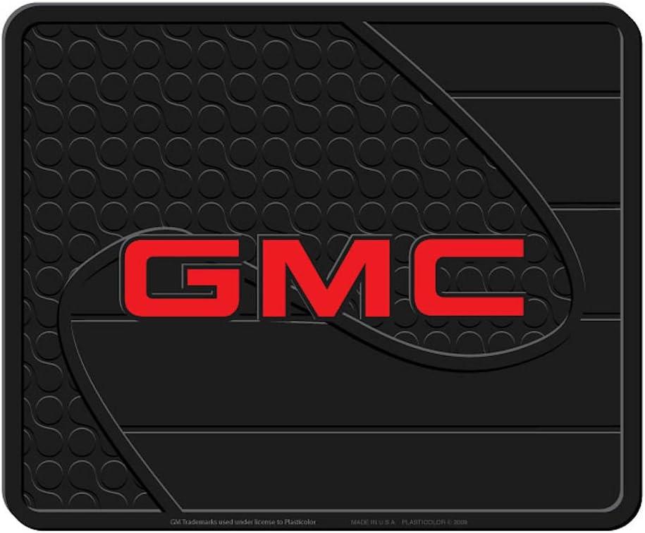 Plasticolor Rear Floor Mat for Select GMC Cars