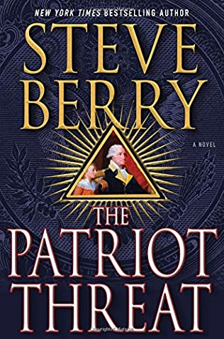 book cover of The Patriot Threat