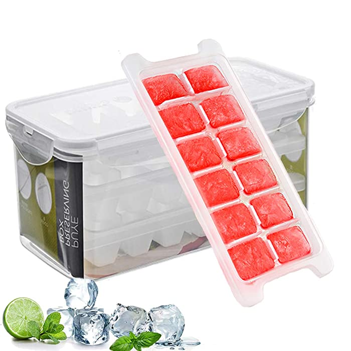 Top 10 Ice Cube Box For Freezer