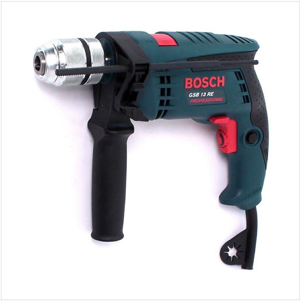 Trendig Bosch GSB 13 RE Professional 600 W Schlagbohrmaschine ( 0 601 217  FV92