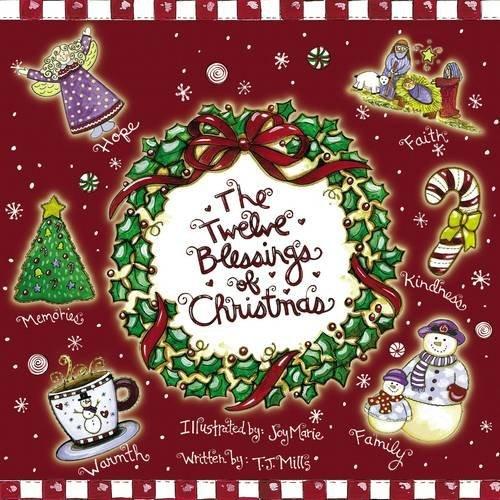 Download The Twelve Blessings of Christmas pdf epub