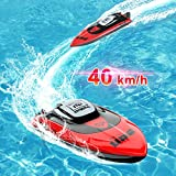 Cheerwing Brushless RC Boat for Adult & Kid, 40