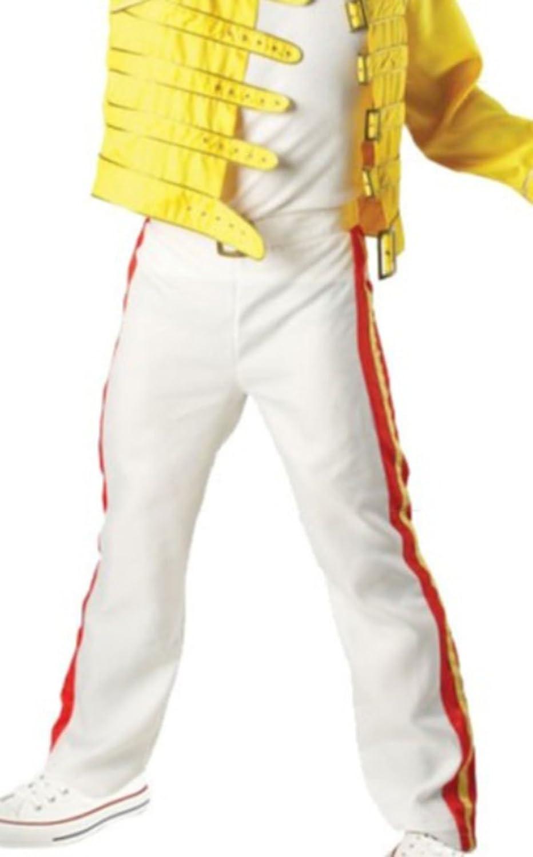 erdbeerclown – Hombre Freddie Mercury Wembley 86 Disfraz, Queen, M ...