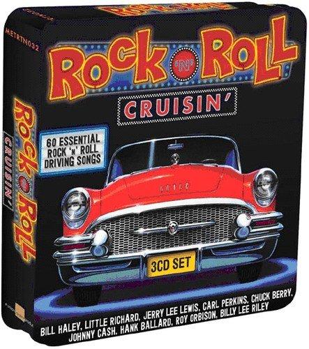 CD : Rock N Roll Cruisin / Various (United Kingdom - Import, 3 Disc)