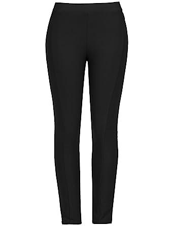 NE PEOPLE Women\'s Casual Slim Fit Straight Leg Pull On Dress Pants ...