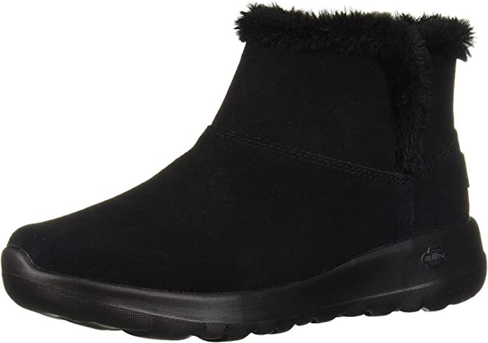 TALLA 35 EU. Skechers On-The-go Joy-Bundle Up 15501, Botines para Mujer