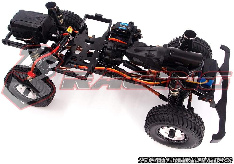 3Racing RC Model Kit-EX-Real EX Real 1:10 4WD Off-Road ...