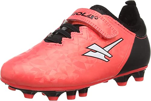Alpha MLD Velcro Football Boots