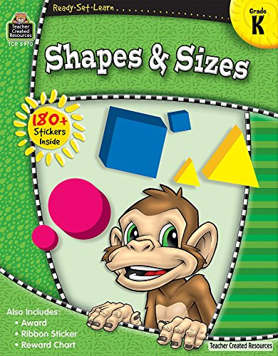 Ready-Set-Learn: Shapes & Sizes Grd K