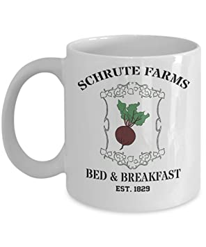 the office coffee mug. Schrute Farms Bed \u0026 Breakfast By Trinkets Novelty The Office Merchandise. This 11- Coffee Mug S