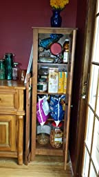 ameriwood single door pantry kitchen dining