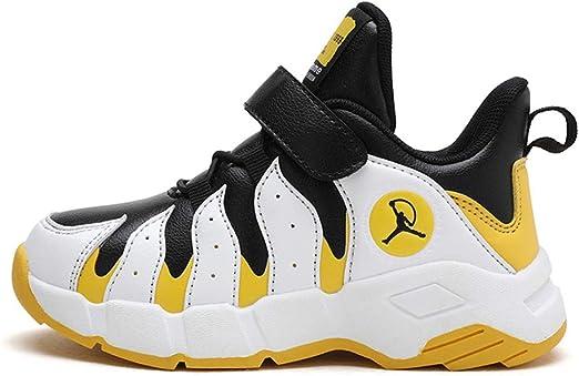 TTCXDP Chaussures De Basketball pour Enfants, Chaussures De