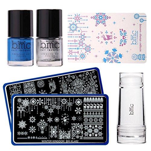 nail stamping starter kit - 1