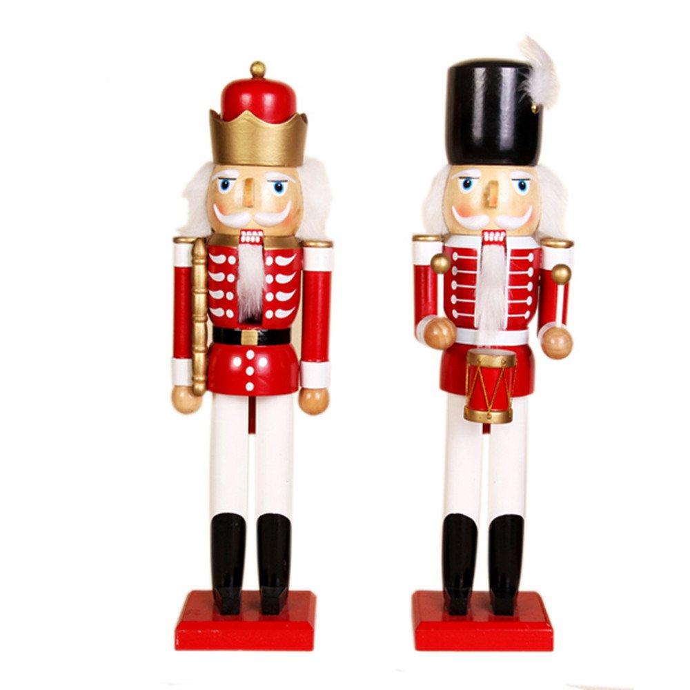 Amazon.de: Selene Trompete Trommel Weihnachten Nussknacker Soldaten ...