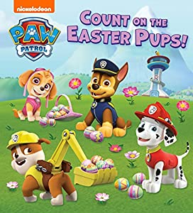 Count on the Easter Pups