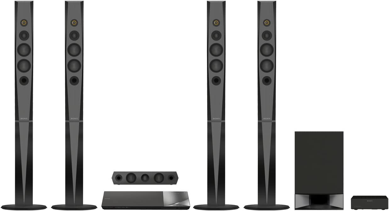 Sony BDV-N9200W 3D Blu-ray Home Theater System with BT