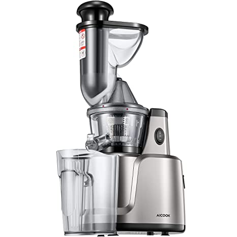 Amazon.com: Aicook Juicer Machine Masticating: Kitchen & Dining