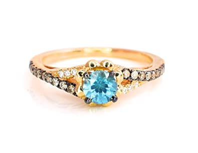product ring filigree the jewelers antique guild blue diamond zircon