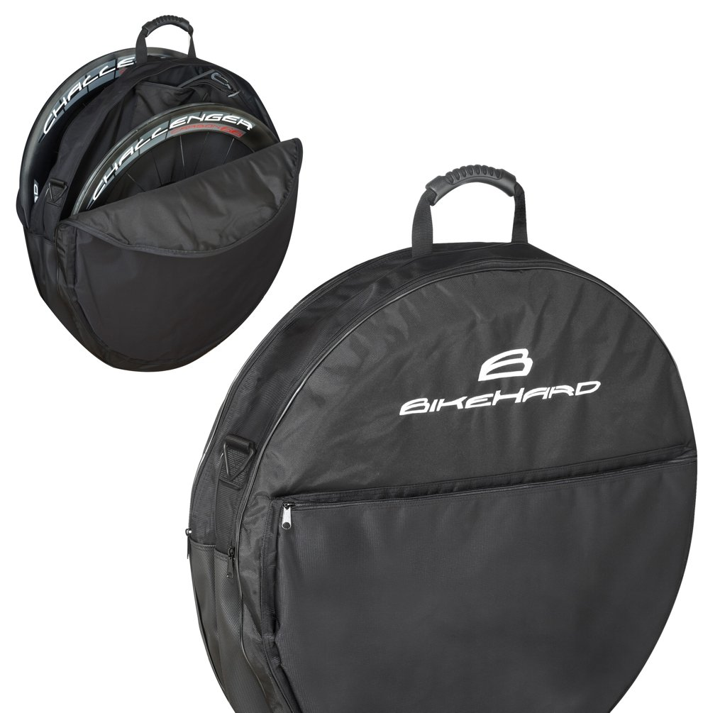 BikeHard Challenger Double Wheel Bag