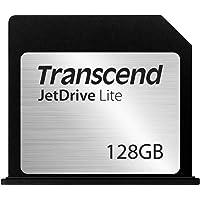Transcend 128GB JetDrive Lite 130 Storage Expansion Card for 13-Inch MacBook Air (TS128GJDL130)
