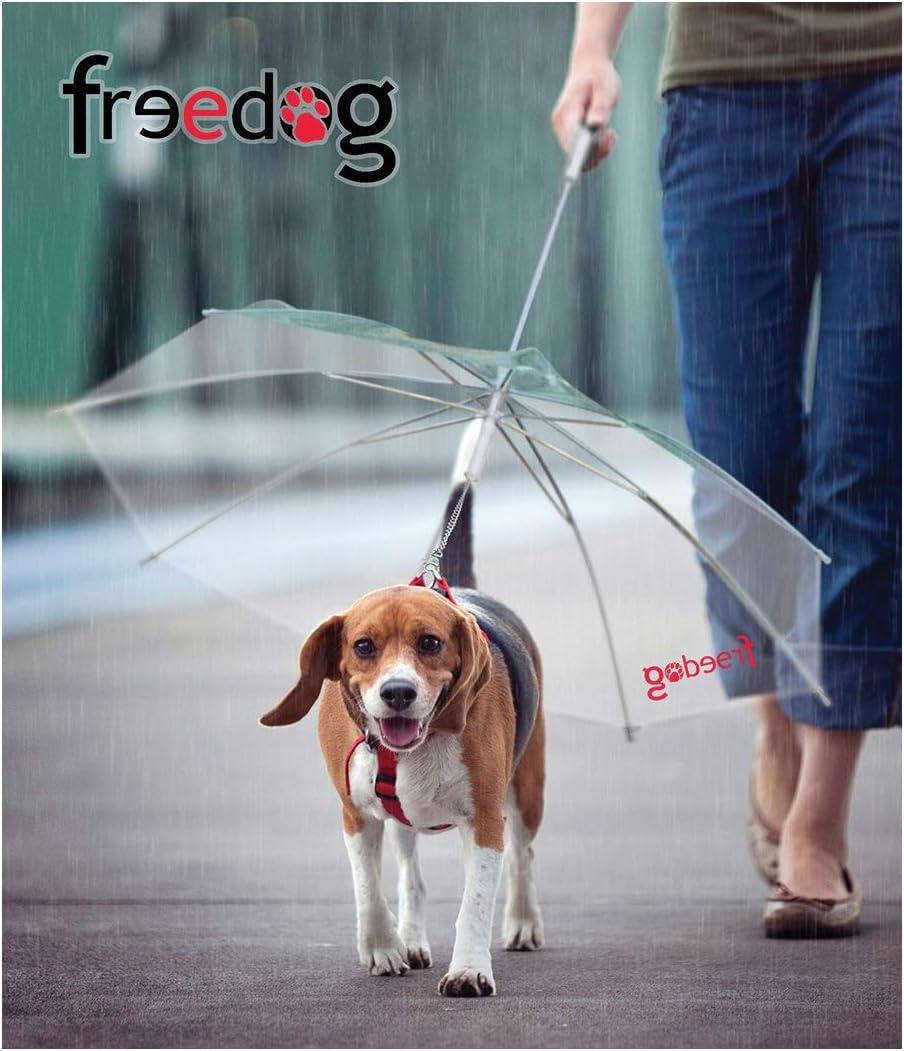Freedog FD1200130 - Paraguas Correa, para Perro, Color ...
