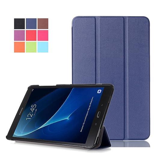 99 opinioni per Custodia Cover per Samsung Galaxy Tab A 10,1''- Slim Smart Case Cover Protezione