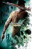 PremiumPrintsG - Uncharted Drake's Fortune PS4 PS3 Xbox ONE 360 - XNVG109 Premium Canvas 11' x 17' (28 cm x 43 cm)