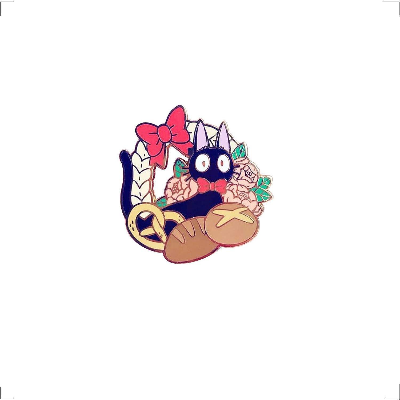 Studio Ghibli Kiki/'s Delivery Service Pin Badge MH-04 from Japan