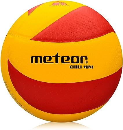 meteor Balón de Voleibol Tamaño Volleyball Interior Exterior (4 ...