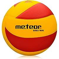 meteor Balon Voleibol para Interior y Exterior Pelota para Volleyball Talla 4 o 5 Ideal para Niños Jóvenes y Adultos
