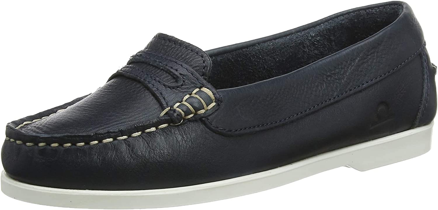 Chatham Womens Sally Boat Shoes