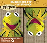 """2011  Kermit the Frog - """"It's Not Easy Being Green""""  Wall Calendar (The Muppets)"""