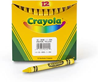 product image for Crayola Bulk Crayons 12 Ct Yellow