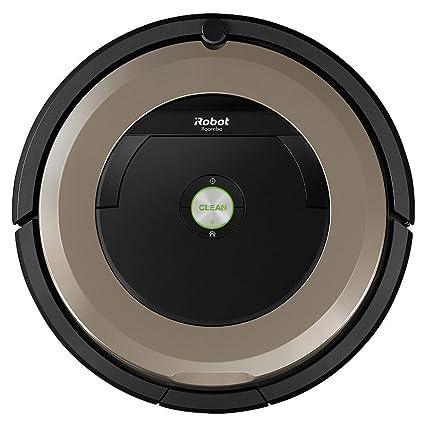 Roomba 891 Robot aspirador con iOS & Android capacidad en bronce ...