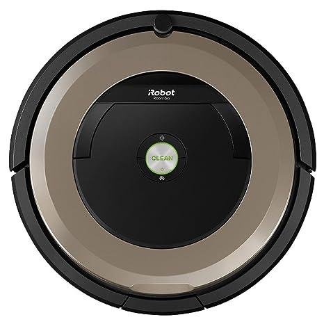 Roomba 891 Robot aspirador con iOS & Android capacidad en bronce